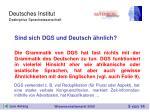 deutsches institut deskriptive sprachwissenschaft6