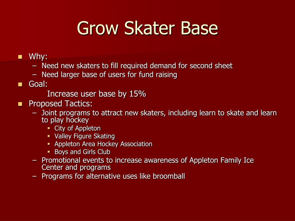 Grow Skater Base