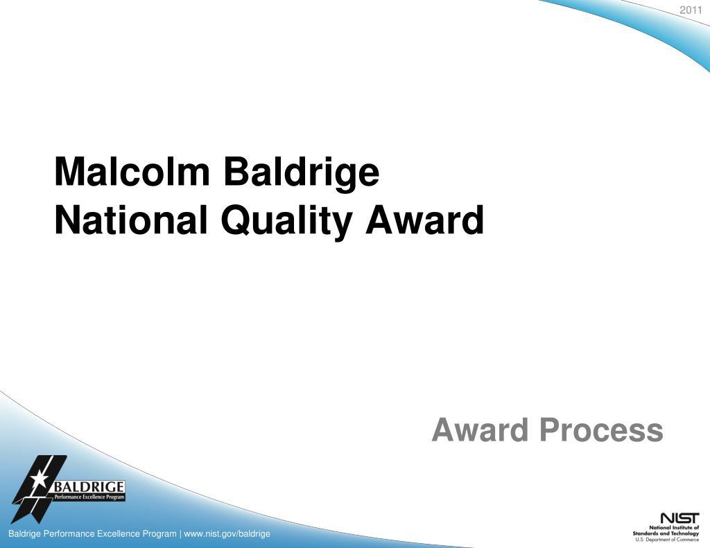 award process l.