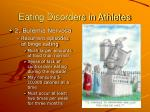 eating disorders in athletes11