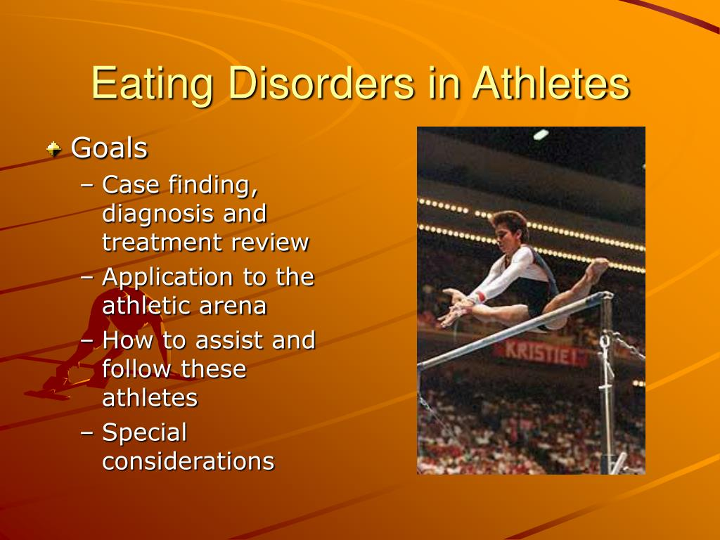 Eating Disorders in Athletes