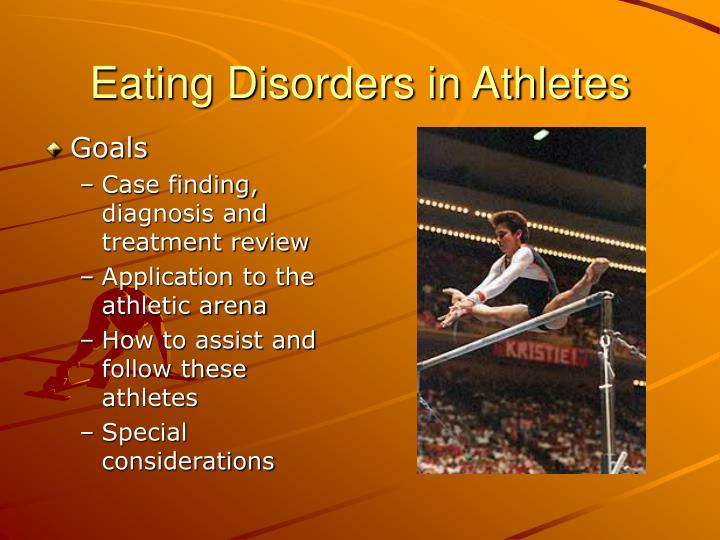 Eating disorders in athletes2
