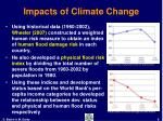 impacts of climate change8
