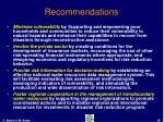 recommendations29