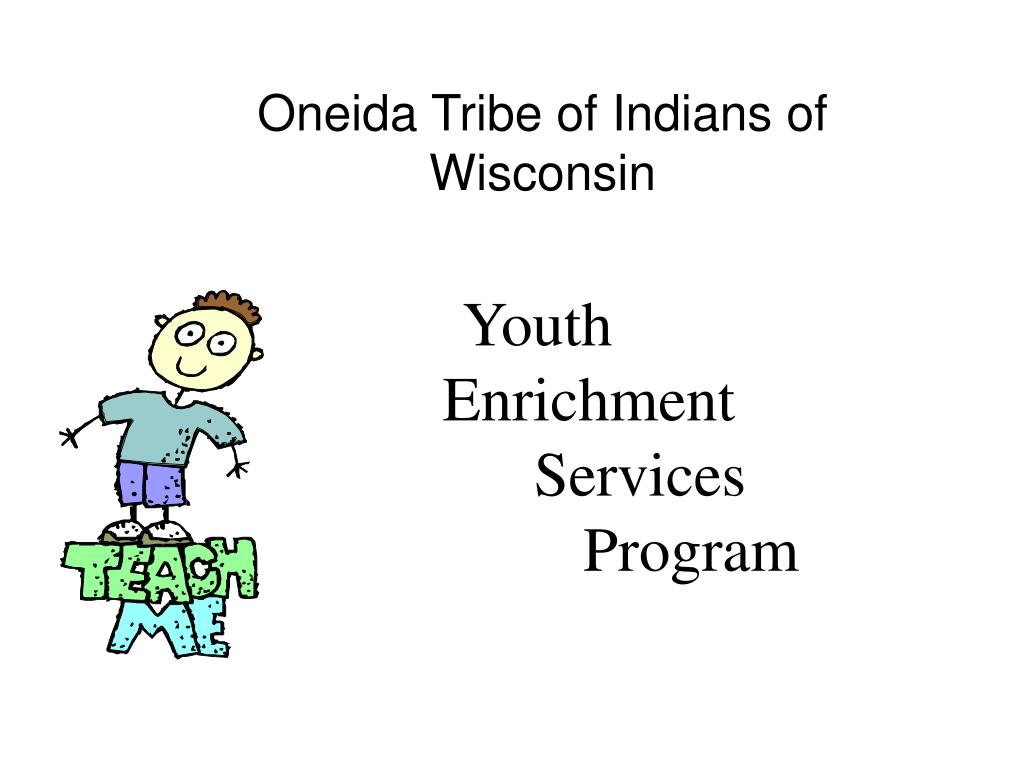 youth enrichment services program l.