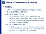 history of governmental accounting6