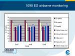 1090 es airborne monitoring
