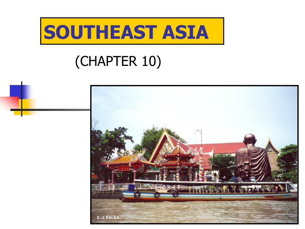 southeast asia l.