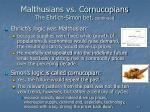 malthusians vs cornucopians the ehrlich simon bet continued