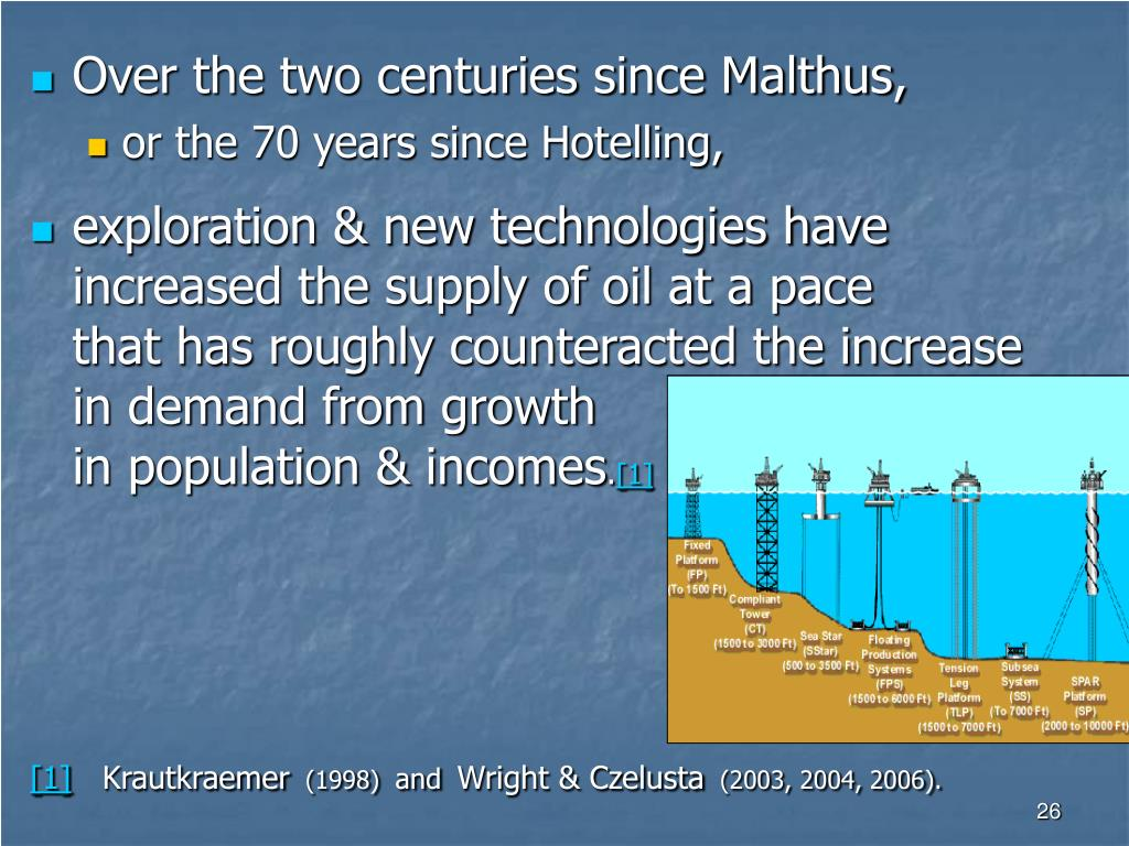 Over the two centuries since Malthus,