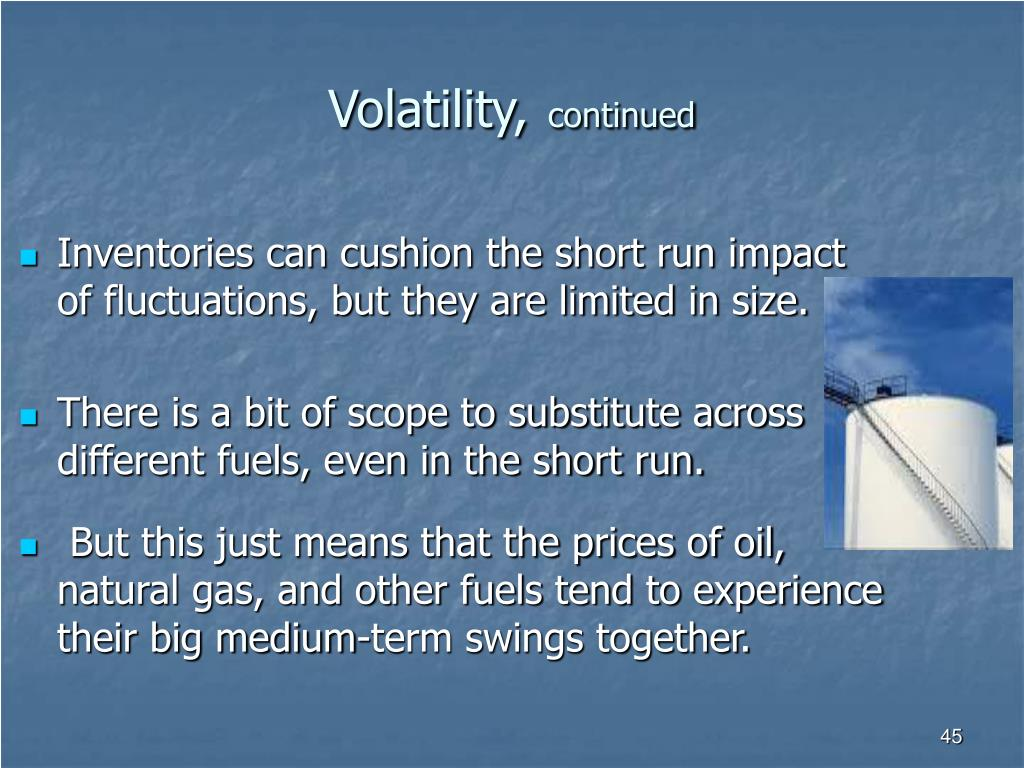 Volatility,
