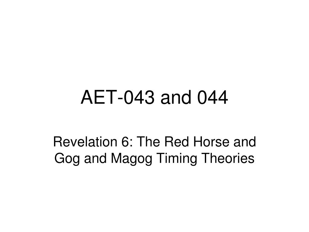 aet 043 and 044 l.