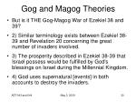gog and magog theories30