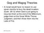gog and magog theories34