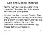 gog and magog theories48