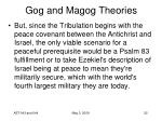 gog and magog theories52