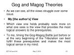 gog and magog theories53