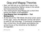 gog and magog theories59