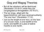 gog and magog theories86
