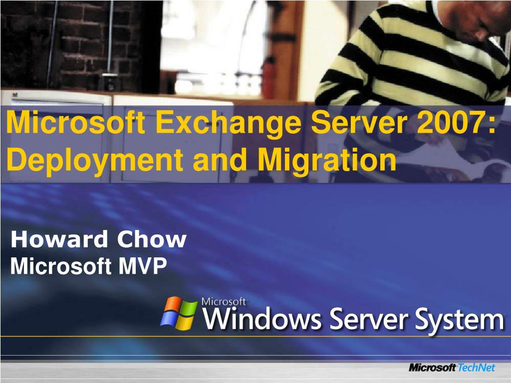 microsoft exchange server 2007 deployment and migration l.
