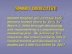 smart objective