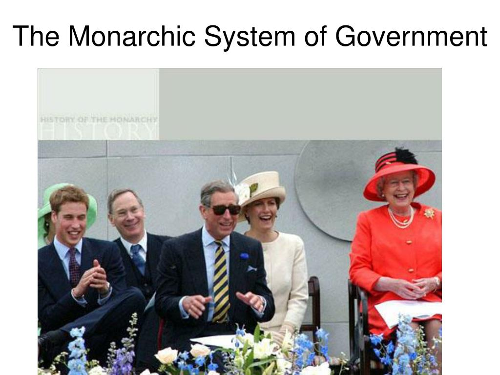 The Monarchic System of Government