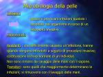 microbiologia della pelle