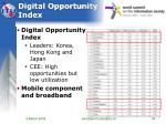 digital opportunity index44