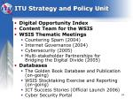 itu strategy and policy unit64