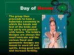 day of henna