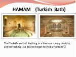 hamam turkish bath