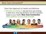 blue care connection