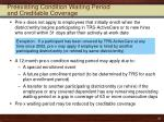 preexisting condition waiting period and creditable coverage