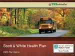 scott white health plan