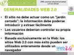 generalidades web 2 0