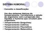 sistema humoral