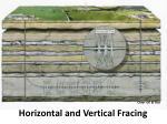 horizontal and vertical fracing