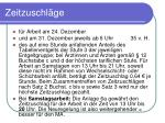 zeitzuschl ge23
