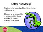 letter knowledge21