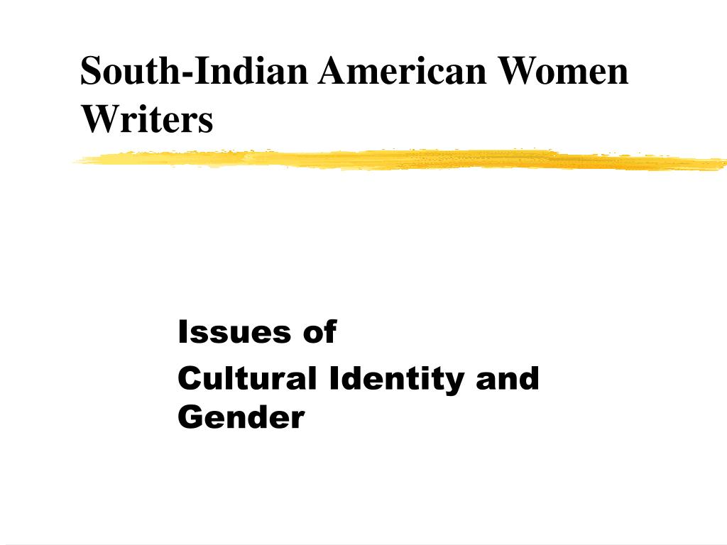 south indian american women writers l.