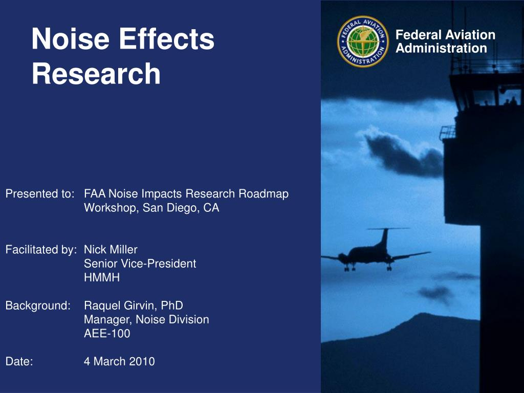 noise effects research l.