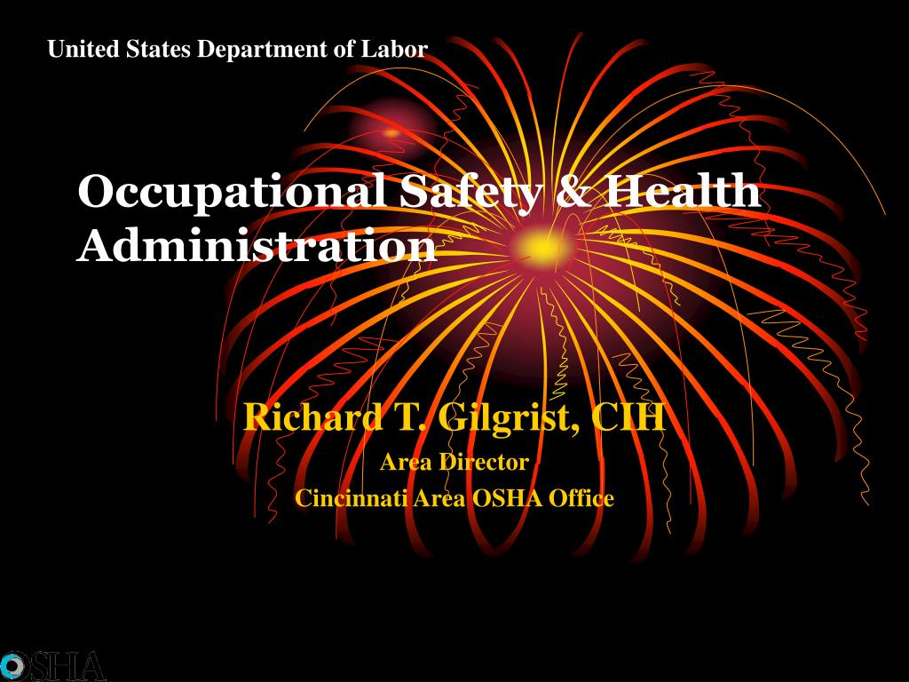 occupational safety health administration l.