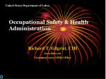 occupational safety health administration