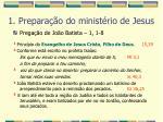 1 prepara o do minist rio de jesus