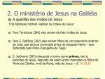 2 o minist rio de jesus na galil ia35