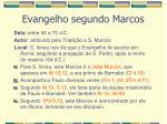 evangelho segundo marcos2