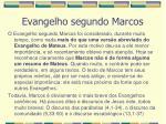 evangelho segundo marcos5