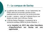 7 le campus de saclay
