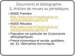 documents et bibliographie 2 articles de revues ou p riodiques