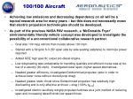 100 100 aircraft